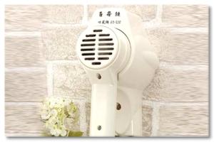 ED-520菲夢絲璧掛吹風機