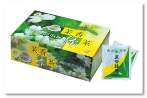 樺山茉香綠茶